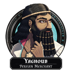 Dead In Vinland Character Portrait Yaghoub